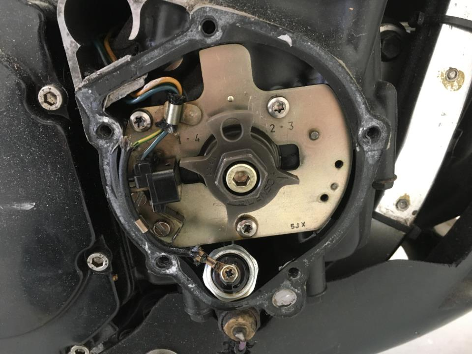 711 Wiring Crisis - Oil Cooled